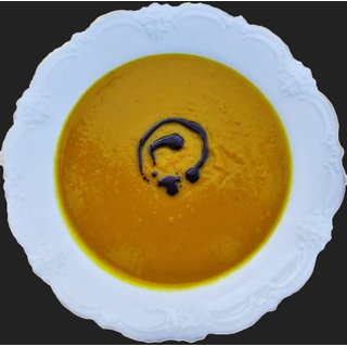 Kürbis-Creme-Suppe